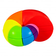Головоломка FanXin Rainbow Nautilus Cube