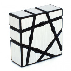 MoYu YJ Floppy Ghost Cube Серебро