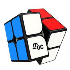 Кубик Рубика 2х2 YJ MoYu MGC Magnetic Черный