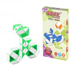 Змейка MoYu 72 секции Зеленый