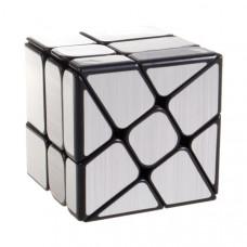 Зеркальный кубик WindMill (Мельница) Серебро