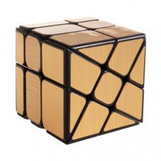 Зеркальный кубик WindMill (Мельница) Золото