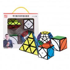 Подарочный набор головоломок QiYi Luxurious Set-3