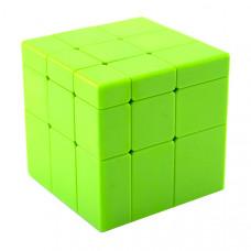Зеркальный кубик 3х3 QiYi MoFangGe Mirror Blocks Зеленый