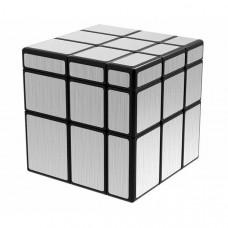Зеркальный кубик 3х3 QiYi MoFangGe Mirror Blocks Серебро