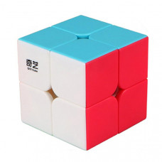 Кубик Рубика 2х2 QiYi QiDi Цветной