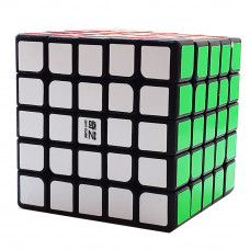 Кубик Рубика 5х5 Qiyi QiZheng Черный