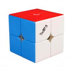 Кубик Рубика 2х2 QiYi Valk 2M Цветной