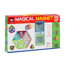 Магнитный конструктор Magical Magnet 20 эл.