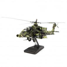 3D пазл вертолет AH-64 «Apache»