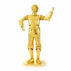3D пазл Дроид C-3PO